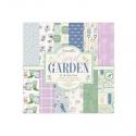 Dovecraft Secret Garden - 8x8 Paper Pack (DCPAP141)