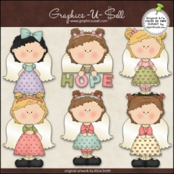 Download - Clip Art - Hope Angels