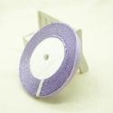 Metallic Ribbon - 7mm Lilac (22.86 metres)