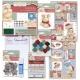 Christmas Kraft Notes Collection (DOB 00005)