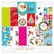 12 x 12 Paper Pack (36pk) - Love Santa (PMA 160952)