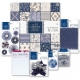 Parisienne Blue Cardmaking Kit (DOB 00026)
