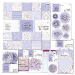 French Lavender Cardmaking Kit (DOB 00027)