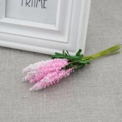Mini Delphiniums - Pink (10 flowers)