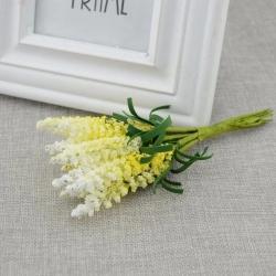 Mini Heather - Yellow (10 flowers)