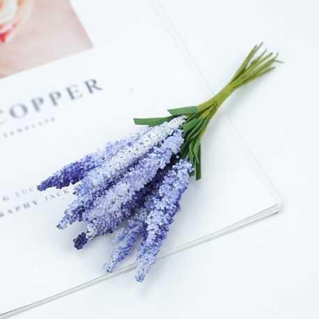 Mini Heather - Lavender (10 flowers)