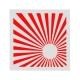 Medium Reusable Stencil - Sunrise (1pc)