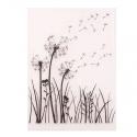 A6 Embossing folder - Dandelion Seeds