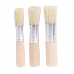 Stencil Brush Set (3pcs)