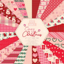 Paper Addicts Cosy Christmas 12x12 Paper Pad (PAPAD058X19)