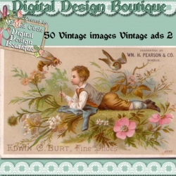Download - 50 Vintage Adverts 2