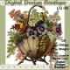 Download - 50 Vintage Floral Images 2