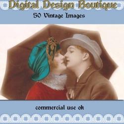 Download - 50 Vintage Images 2