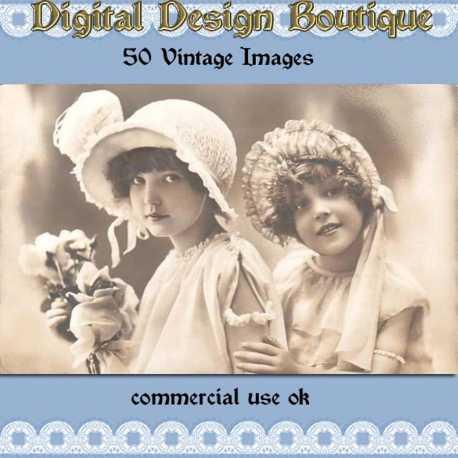 Download - 50 Vintage Images 3