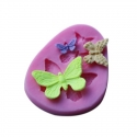 Small Silicone Mould - Butterflies