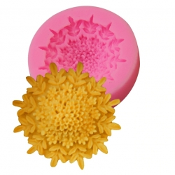 Small Silicone Mould - Snowflake Topper