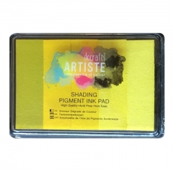 Artiste Shading Ink Pad - Yellows/Oranges (DOA 550150)