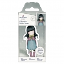 Collectable Rubber Stamp - Gorjuss No. 52, Waiting (GOR 907151)
