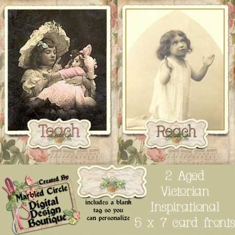 Download - Victorian Inspiration Cards 1