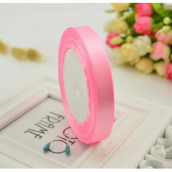 10mm Satin Ribbon - Pink (25 yards)