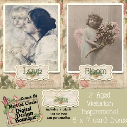 Download - Victorian Inspiration Cards 2