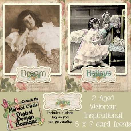 Download - Victorian Inspiration Cards 3