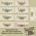 Download - Victorian Inspiration Tags
