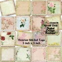 Download - Victorian Stitched Tags