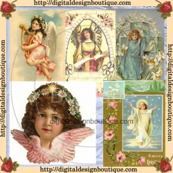 Download - Vintage Angels 1