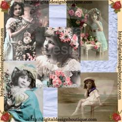 Download - Vintage Girls 1