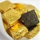 Chocolate Foil - Gold (100pcs)