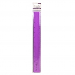 Dovecraft 12 inch Craft Ruler (DCBS52)