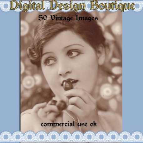Download - 50 Vintage Images 6