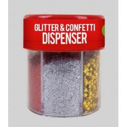 Glitter & Confetti Dispenser (XMA2502OB)