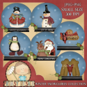 Download - Winter Snow Globes Collection