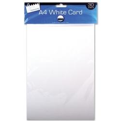 A4 White Card (T5095)