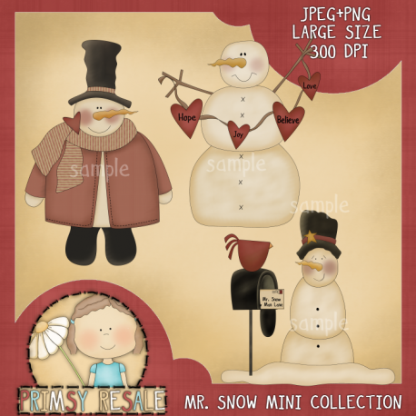 Download - Mr Snow Collection