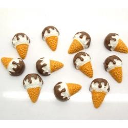 Mini Resin Ice-creams (10pcs)