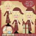 Download - Blonde Christmas Girls Collection