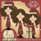 Download - Brunette Christmas Girls Collection