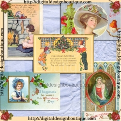 Download - Vintage Christmas 2