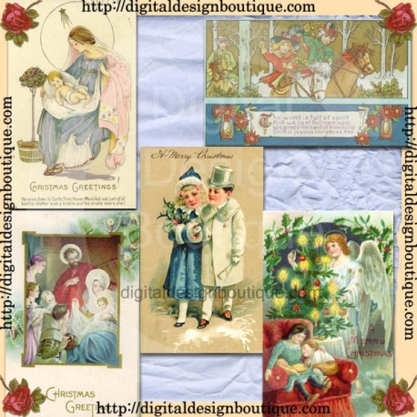 Download - Vintage Christmas 3