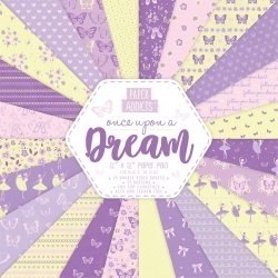 Paper Addicts Once Upon a Dream 12x12 Paper Pad (PAPAD046)