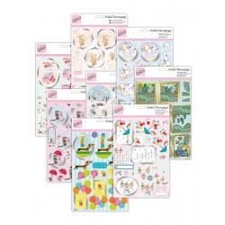 Anita's Die-cut Decoupage Bumper pack (10 sheets)