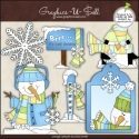 Download - Clip Art - Brrr...It's Cold 1