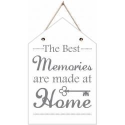 Hanging The Best Memories Plaque (PGRT)