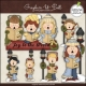Download - Clip Art - Joy To The World Carolers