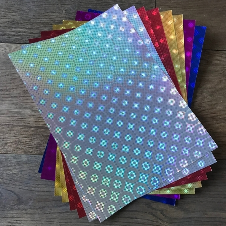 Holographic Boards 8pk (TS291/48)