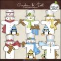 Download - Clip Art - Snow Buddies