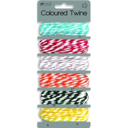 Giftmaker Coloured Twine (Y8GMA202)